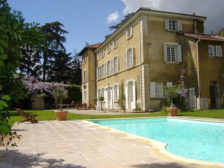 Chambres d\'hôtes Lyon | Le Clos St Genois | Maison d\'hôtes lyon
